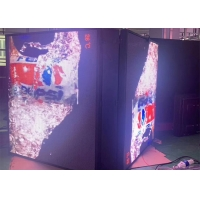 Outdoor IP67 RGB SMD3535 P8 Double Sided LED Billboard Manufactures