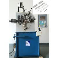 Numerical Control Spring Coiling Machine , 120pcs / Min Spring Making Equipment Manufactures
