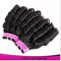 New Fashion No Shedding Tangle Free Brazilian Human Spring Curly Hair Manufactures