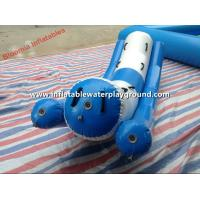 Floating Lake Inflatable Water Teeter Totter Rentals With Soft Handles Manufactures