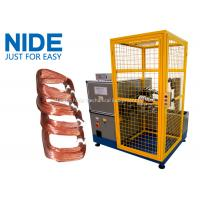 Automatic large Coil Winding Machine Wire Winding Equipment for big powder motor pump motor Manufactures
