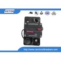 Dustproof Automotive DC Circuit Breaker , Surface Mount Circuit Breaker Manufactures