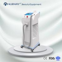 laser hair removal machine 808nm diode laser machine for pain-free Manufactures