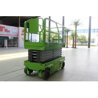 Mobile Lift Platform Sky Lift Working Height 12m 3.5km/H Max Drive Speed Manufactures