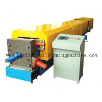 Electrical 7.5KW Downspout Rain Spout Pipe Roll Forming Machine Manufactures