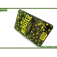 High Capacity Mobile Power Bank 20000mAh Custom Painted Pattern Idle Discharge 20μA Manufactures