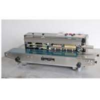 FRD 1000 Solid Ink Sealing Machine With Date Coding Manufactures