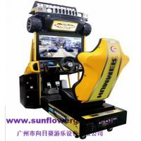 coin operated hummer racing car games for amusement game center Manufactures