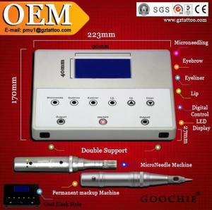 Digital Tattoo Machine Permanent Makeup Machine (control panel) Manufactures