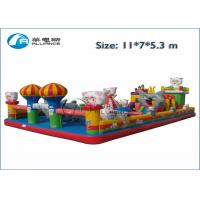 inflatable castle maze Promotion inflatable bouncer slide Manufactures