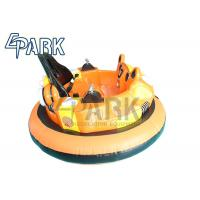 1 Player Inflatable Battery Operated Kids Bumper Car Indoor Amusement Game Manufactures