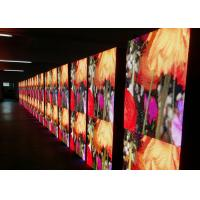 Buy cheap Indoor  P3 Full Color Large LED Screen Display/ LED Rental Screen/ cabinet size is available for reservation from wholesalers