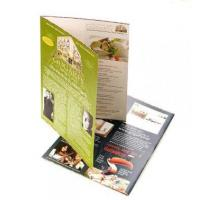 Full Color Double Sided Flyer , Digital Printing Brochure For Poster Manufactures