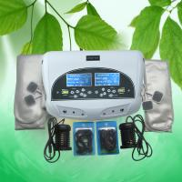 Acupuncture Foot Massage Machine Foot Detox Machine , Dual Cell Spa Foot Bath with Negative Ions Manufactures