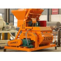 Buy cheap Stationary Self Loading Cement Mixer Machine 25m3/H Capacity 18.5kw Mixing Motor from wholesalers