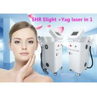 China Professional E - Light Intense Pulsed Light Hair Removal Machine With 3 Handles on sale