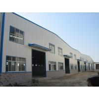 High Strength Bolt Prefabricated Steel Structure Building For Garage-For Hangar Manufactures