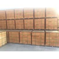 Yellow Color Insulation Refractory Fire Bricks For Coke Oven , Size 230 X114x65 Mm Manufactures
