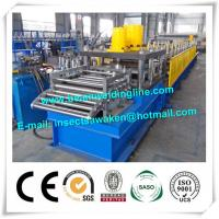 Automatic Column Steel Silo Forming Machine For Highway Guardrail Manufactures