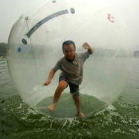Attractive Unique Inflatable Human Ball Walking On Swimming Pool Clear Manufactures