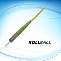 0.9mm / 2.0 mm / 3.0 mm DIN Fiber Optic Patch Cord, Precise connector