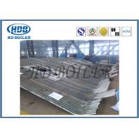 Steam Boiler Water Wall Panels , Membrane Water Wall Tubes In Boiler Well Painted Manufactures
