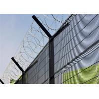 Buy cheap 358 wire fence factory/ Ral6005 powder coated 358 wire fence from wholesalers
