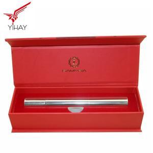 China Luxury Kraft Paper Jewelry Packaging Boxes Customized Matt Lanination on sale