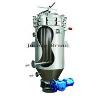 Stainless Steel Vertical Leaf Filter Pressure Filtration System For Water Treatment Manufactures