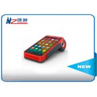 Desktop Handheld Payment Terminals Android POS Terminal Vendor With Network Connection Manufactures