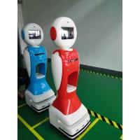 Plastic CNC Machining Prototype Service Robots Painting Finish Big Size Manufactures