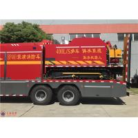Quality Manual 12 Transmission Water Pump Fire Truck Flood Drainage System Function for sale