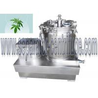 Buy cheap Large Capacity Hemp Extraction Machine Biomass Wash And Dry Extraction from wholesalers