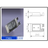 Thermostat Bimetal Temperature Switch 120 AC 240 AC 24V DC For Home Appliances Manufactures