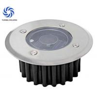 Quality Quick Installation Solar Deck Lights Waterproof Stainless Steel Solar Floor for sale