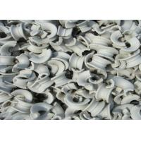 China Open - Hole Ring Alumina Ceramic Packing Good Thermal Shock Resistance on sale