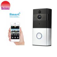 China Smart Security Camera System Wifi Doorbell IP Camera Support to Answer Door Bell on Smart Phone on sale