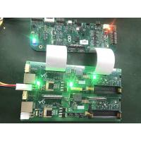 Buy cheap 4 Layer LED PCB Assembly FR4 green soldermask green red 0.1MM Min width from wholesalers