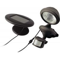 Solar Security Light with Motion Sensor / 1W Led PIR Security Outdoor Solar Spot Light Manufactures