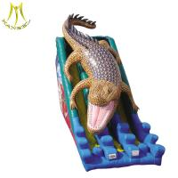 Hansel  inflatable shark house playground inflatable slides for parties Manufactures