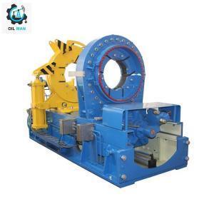 "API Standard Hydraulic Pipe Bucking Unit/2-3/8""-20"" Casing Tubing Bucking Machine Manufactures"