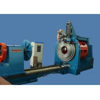 Buy cheap High Precision Cylindrical Wedge Wire Screen Machine Numerical Control System from wholesalers