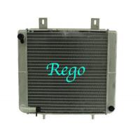 Car Cooling System Aluminum ATV Radiator Engine Prevention OEM / ODM Service Manufactures