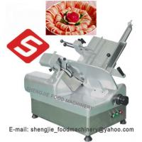 Quality Frozen meat slicing machine/slicer,forzen meat cutter, processing machine for sale