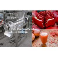 Industrial Pomegranate/lemon/apple Juicer Machine With High Efficiency Manufactures