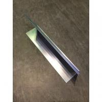Siver Aluminum Extrusion Profile , Industrial Aluminium Profiles For Curtain Wall Cove Manufactures