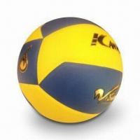Volleyball Ball with Patent Design and 10 Panel Manufactures