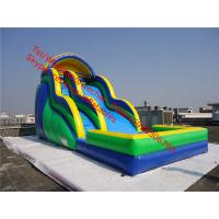 jumping castles inflatable water slide Manufactures