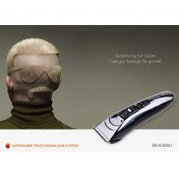 Multi-Function Pro Hair Clippers Corded / Cordless With Titanium Blade Manufactures