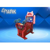Frozen Heroes Electric Shooting Arcade Game Machine For Kids Manufactures